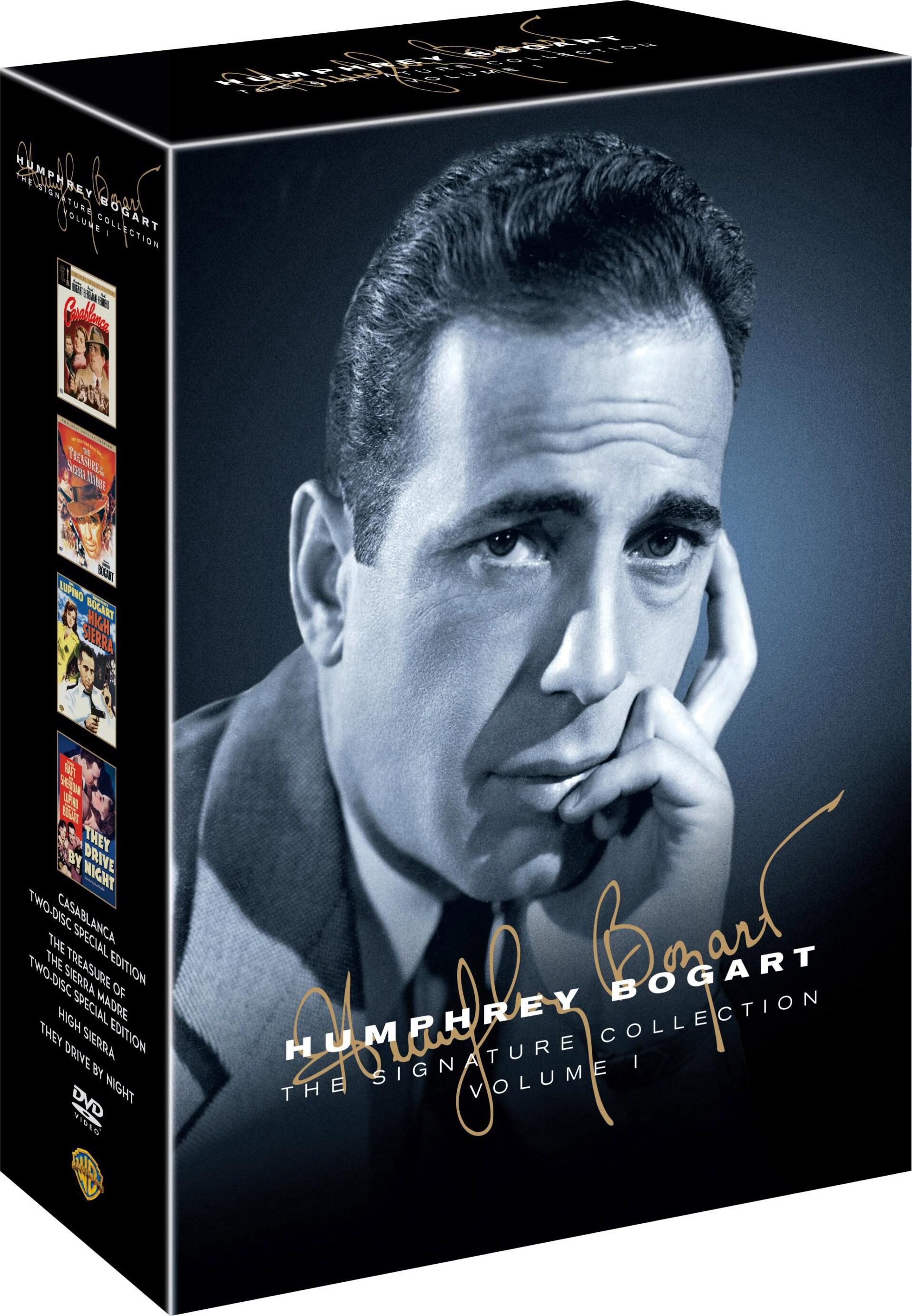 The Humphrey Bogart Signature Collection Vol. 1 (DVD)