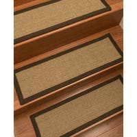 "NaturalAreaRugs Hand Crafted Adriana Carpet Stair Treads (Set of 13) - 9""x 29"""