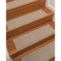 "NaturalAreaRugs Hand Crafted Kenya Carpet Stair Treads ( Set of 13) - 13PC (9"" x 29"")"