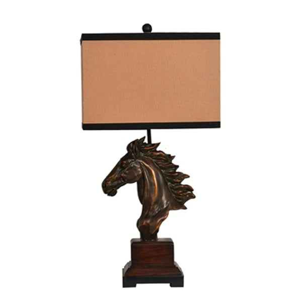Running Free 31.5-inch Table Lamp