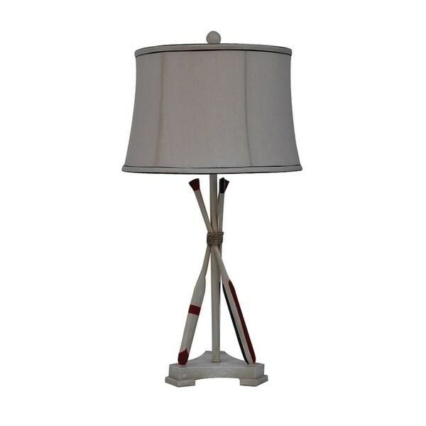 Naudical Oar 29.5-inch Table Lamp