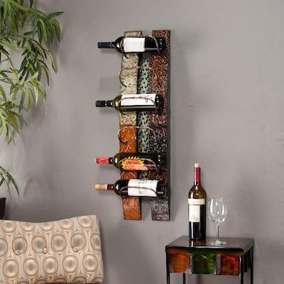 Copper Grove Chilliwack Wall Mounted Wine Rack