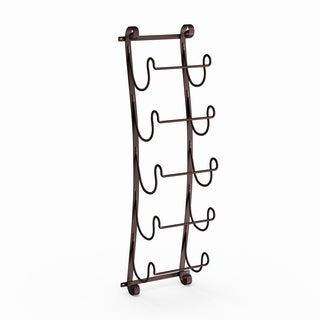 The Curated Nomad Sansome Wall Mount Wine Storage