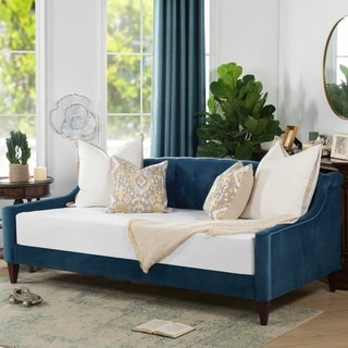 Link to Silver Orchid Heston Upholstered Sofa Bed Similar Items in Kids' & Toddler Furniture