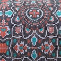 Ibiza Reversible Bohemian Quilt Set