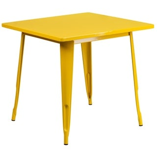 The Curated Nomad Liholio Metal Indoor Table