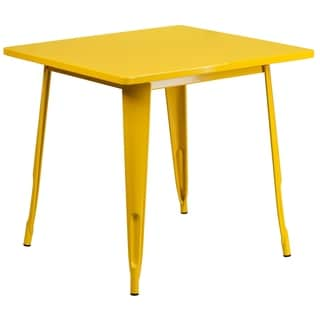 Clearance. The Curated Nomad Liholio Metal Indoor Table