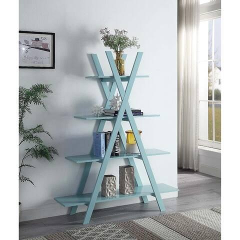 Copper Grove Cranesbill A-frame Bookshelf