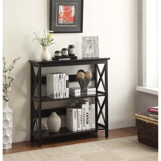 The Gray Barn Pitchfork 3-tier Bookcase