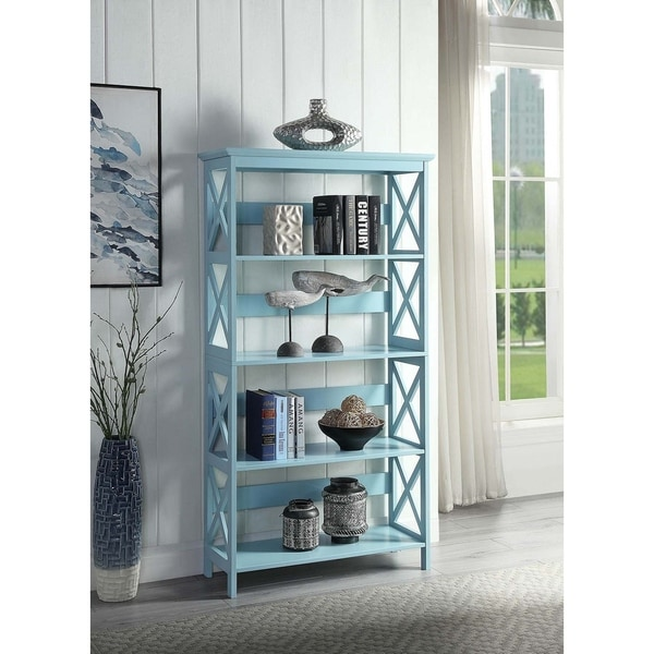 new arrival 8ae41 bfc06 Buy Blue Bookshelves & Bookcases Online at Overstock   Our ...