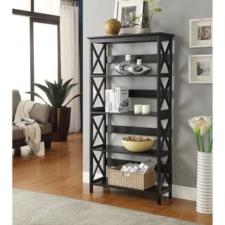Copper Grove 5-tier Bookcase