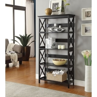 Link to Copper Grove Cranesbill 5-tier Bookcase Similar Items in Bookshelves & Bookcases