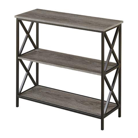 Carbon Loft Ehrlich 3-shelf Bookcase