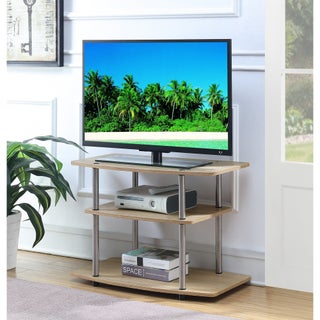 Porch & Den Bywater Montegut 3-tier TV Stand