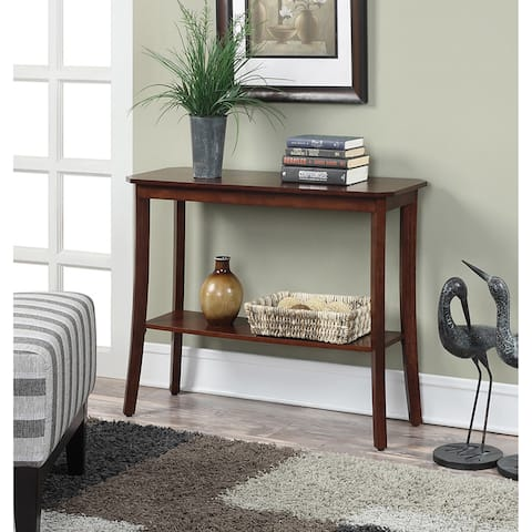 Copper Grove Harwood Console Table