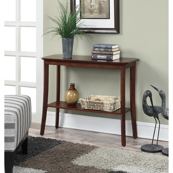 Copper Grove Harwood Console Table. Opens flyout.