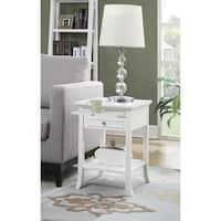 Porch & Den Bywater Villere Single-drawer End Table