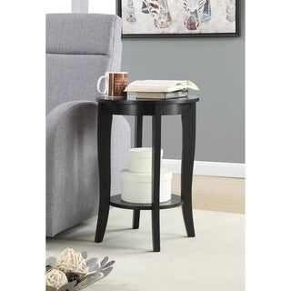 Copper Grove Aubrieta Round Side Table