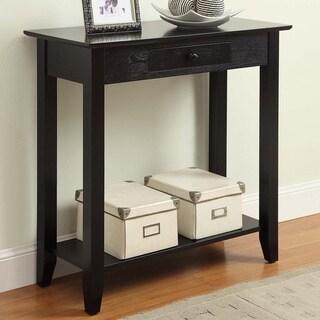 Copper Grove Aubrieta Single-drawer Hall Table
