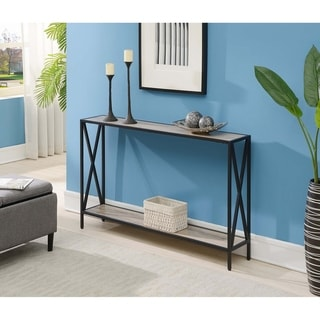 Fantastic Buy Metal Console Tables Online At Overstock Our Best Machost Co Dining Chair Design Ideas Machostcouk