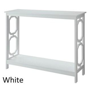 Copper Grove Hitchie Console Table (White)