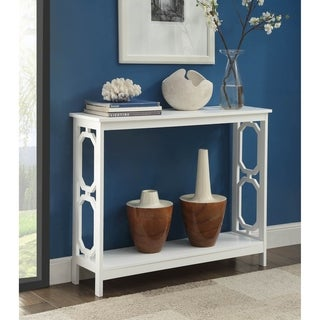 Convenience Concepts Omega Console Table (2 options available)