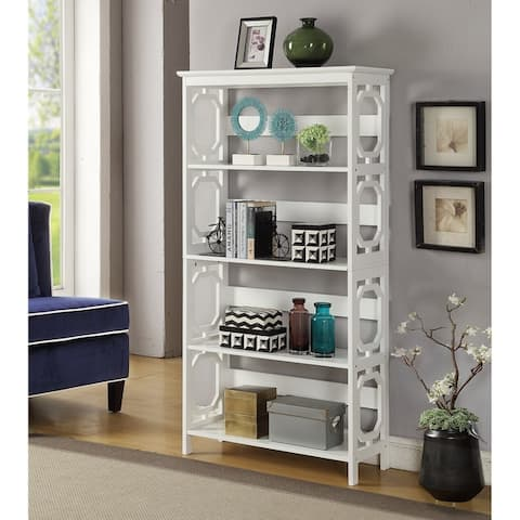 90f1a8cc591f Buy White, Display Bookshelves & Bookcases Online at Overstock | Our ...