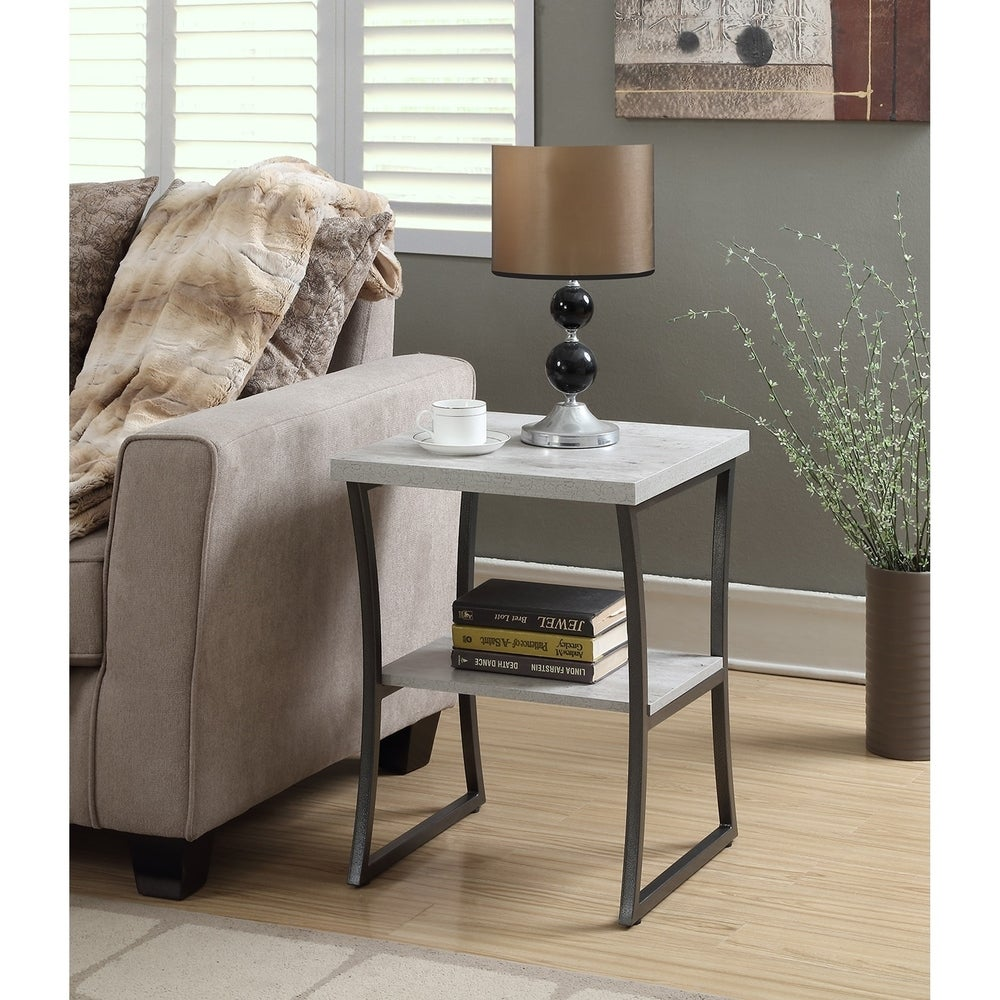 Porch & Den Dominica End Table. Opens flyout.