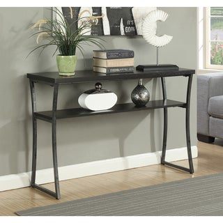 Link to Porch & Den Dominica Metal Console Table Similar Items in Living Room Furniture