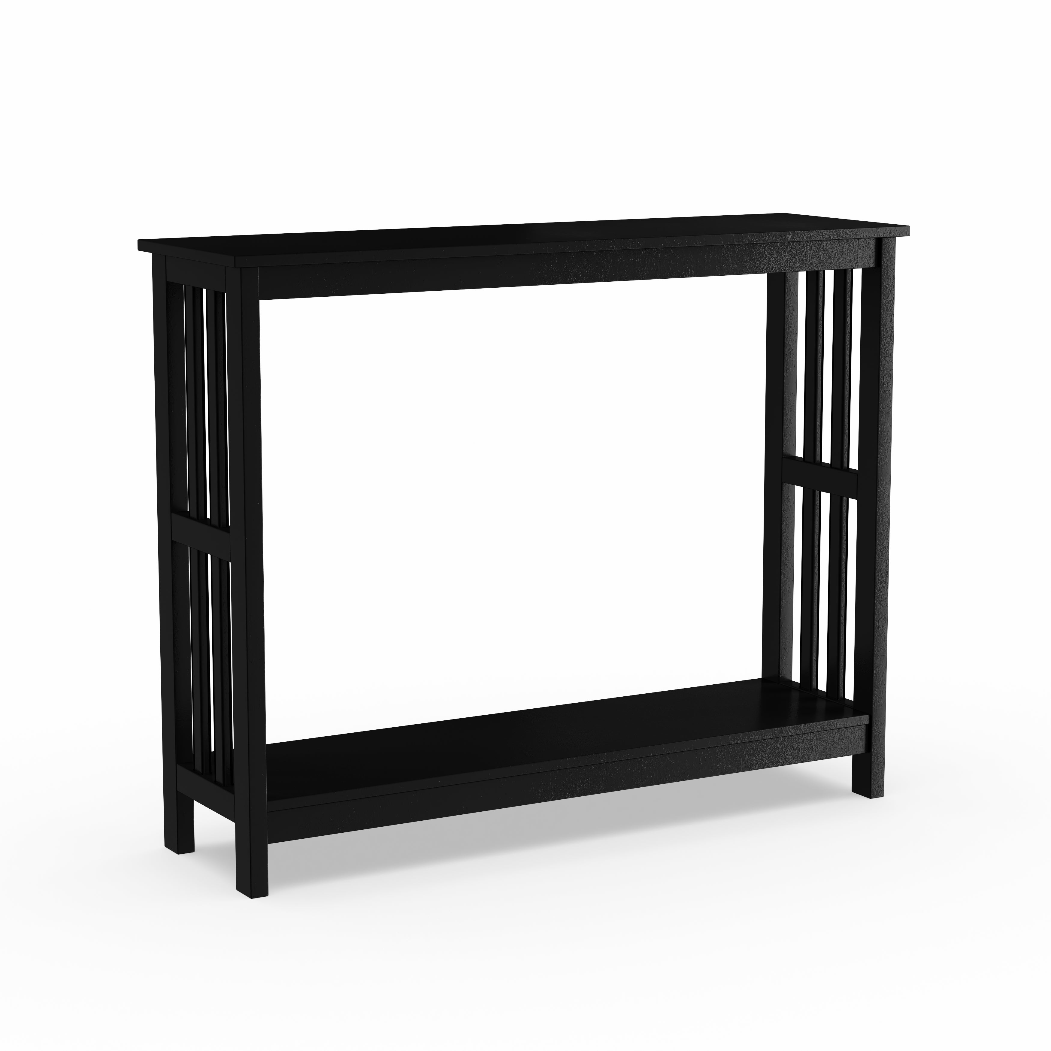 Black Coffee Console Sofa End Tables Online At Our Best Living Room Furniture Deals