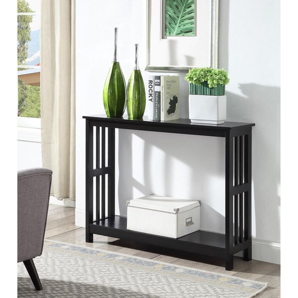 Porch & Den Miro Mission Console Table. Opens flyout.