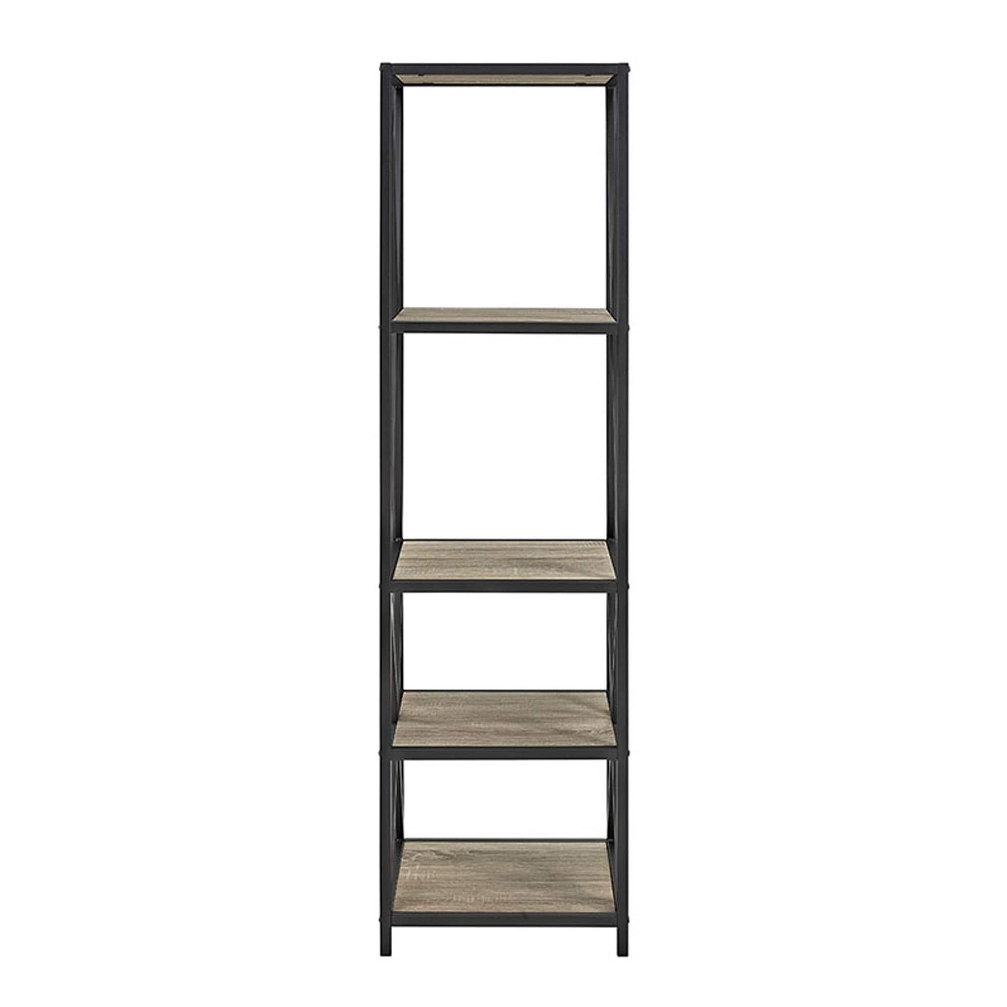 Grey Bookshelves Bookcases Online At Our Best 24 Wide