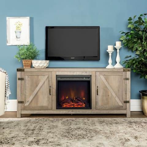 Admirable Buy Rustic Fireplace Tv Stand Fireplaces Online At Download Free Architecture Designs Estepponolmadebymaigaardcom