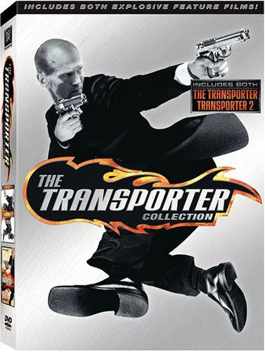 Transporter Box Set (DVD)