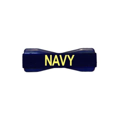US Navy on Blue Smartphone Grip