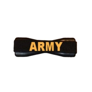 US Army on Black Smartphone Grip