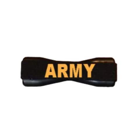 US Army on Black Smartphone Grip