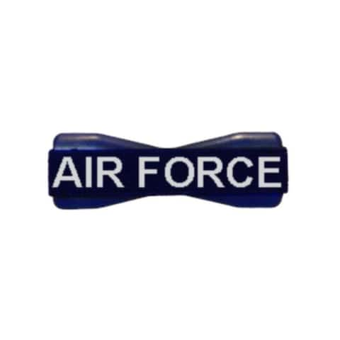 US Air Force on Blue Smartphone Grip