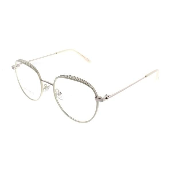 fd3b87635ba0 Shop Jimmy Choo Round JC 168 OPY Women White Frame Eyeglasses - Free ...