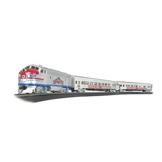 Bachmann Trains THE GREATEST SHOW ON EARTH SPECIAL Ready to Run Electric Train Set - HO Scale