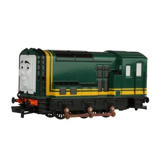 Bachmann Trains PAXTON Locomotive with Moving Eyes - HO Scale