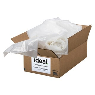 Shredder Bags for ideal. shredder model 4002