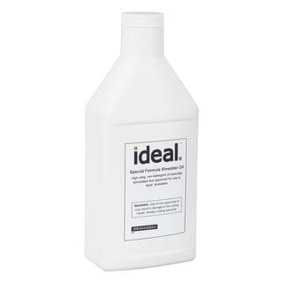 Special High-Cling Lubrication Oil for ideal. Shredders, 6 Bottles, 1 Quart