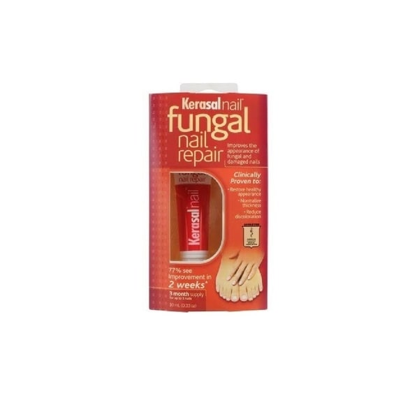 Shop Kerasal Nail Fungal 0 33 Ounce Nail Repair 3 Month Supply