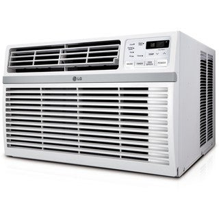 High Efficiency 6,000 BTU Window Air Conditioner with Remote Control