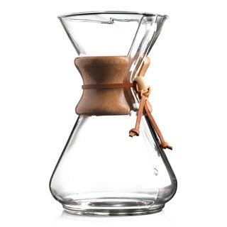 Chemex CM-8A 8-Cup Classic Series Glass Coffeemaker
