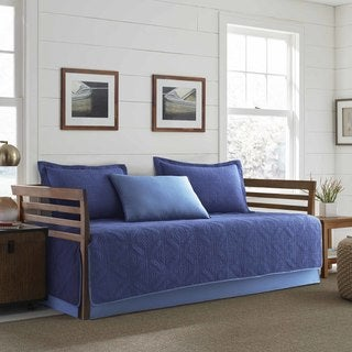 Eddie Bauer Axis Navy 5-Piece Daybed Cover Set