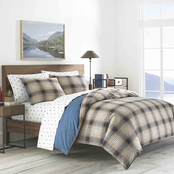 Eddie Bauer Elliot Plaid Comforter Set