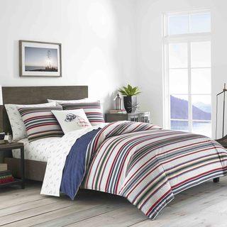 Eddie Bauer Brewster Stripe Comforter Set