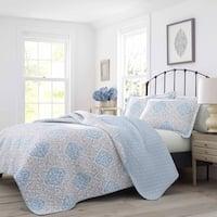 Laura Ashley Winnie Cotton Quilt Set